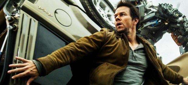Mark Wahlberg en Tranformers 4