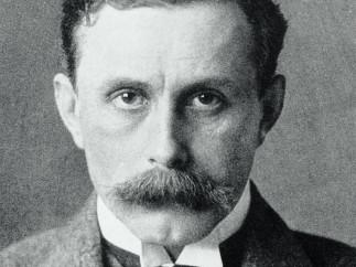 Adolf Loos, portrait, 1903