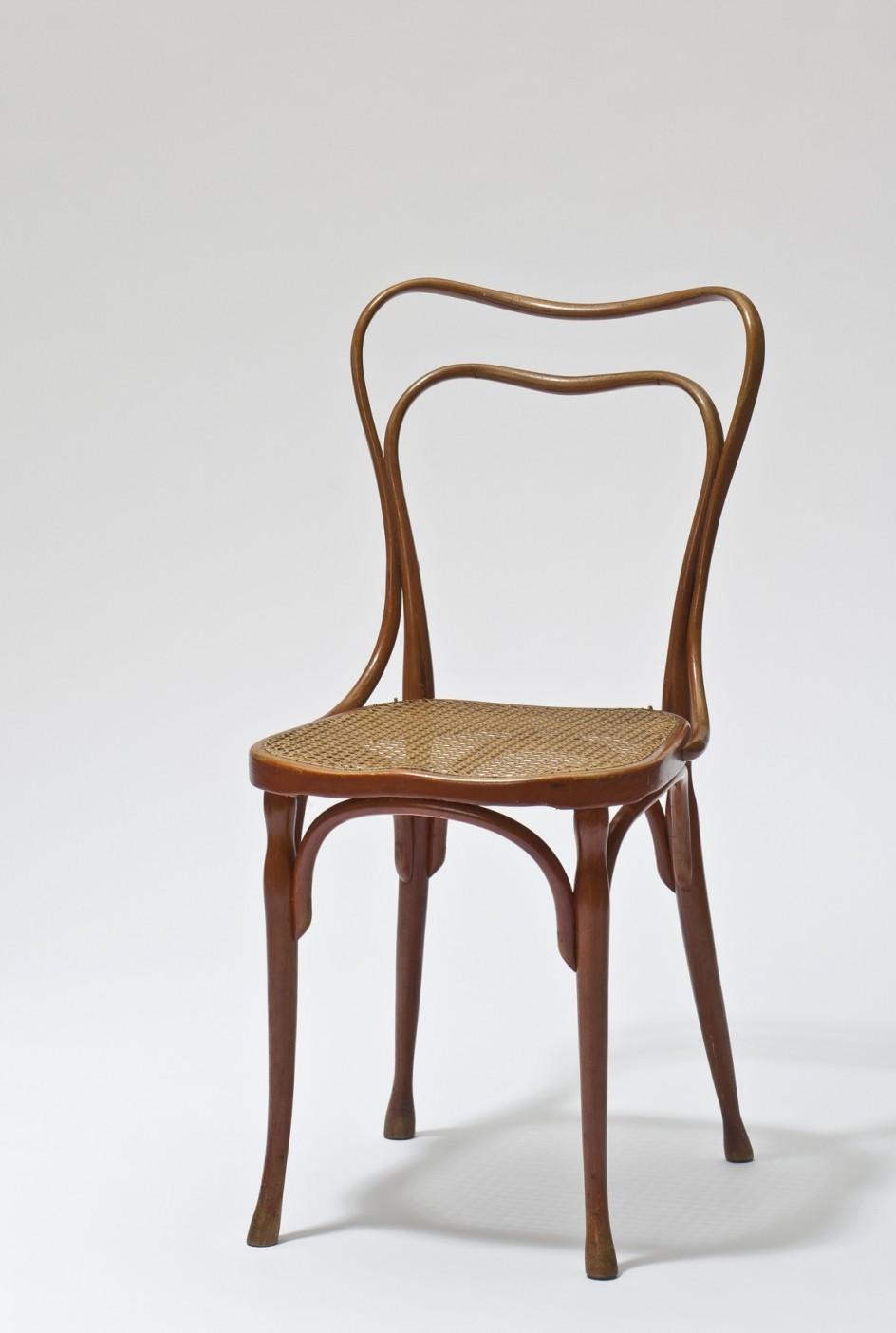 Foto Adolf Loos Chair For Caf Museum Vienna 1899 Hoffmann  # Adolf Loos Muebles