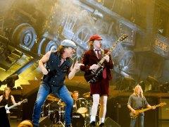 AC/DC casi agota en 24 horas la totalidad de las entradas para sus tres conciertos en Espa�a