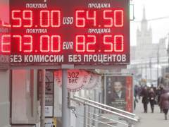 Crisis del rublo en Rusia