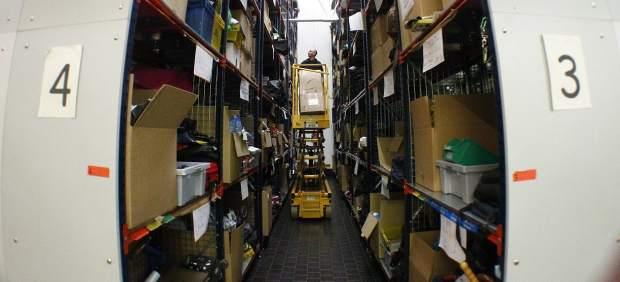 La oficina de objetos perdidos el gran almac n de los olvidos - Oficina de objetos perdidos ...