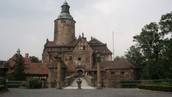 Castillo de Czocha, en Polonia