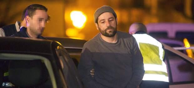 Condenado a cinco años de cárcel el hombre que estrelló su coche contra la sede del PP