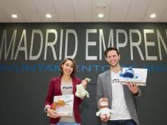 Alberto Romero y Marta Rueda crean juguetes que les hubiese gustado tener de pequeños