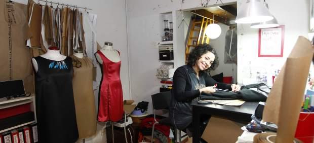 Silvana, mujer autonóma y emprendedora de Madrid