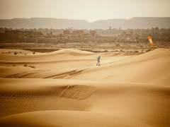 Runnig en el desierto