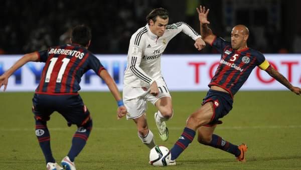 """El capitán de San Lorenzo carga contra el Madrid: """"Cada nena que tocabas, se caía"""""""