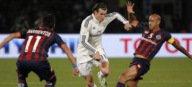 Bale ante San Lorenzo