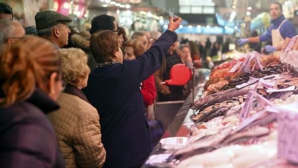 Els mercats municipals de València gaudeixen de bona salut: l'ocupació és del 79%
