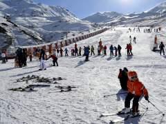 Ganas de nieve: arrancan temporada las estaciones de esquí