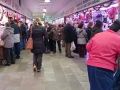 Mercado Merca 80 en el Zaid�n, Granada.
