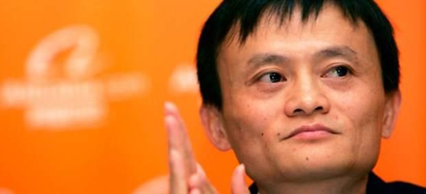Jack Ma, presidente del gigante Alibaba.