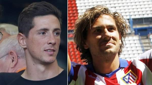Fernando Torres y Alessio Cerci