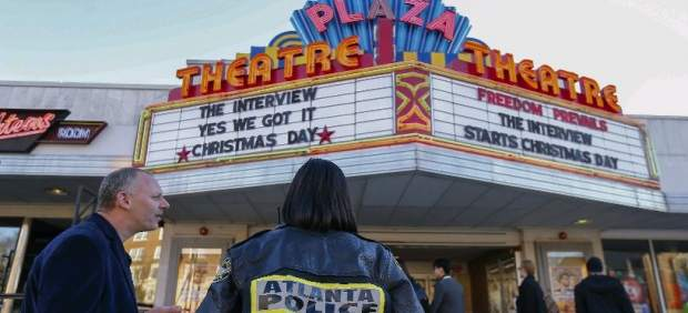 Estreno de 'The Interview'