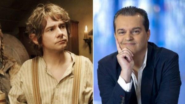 El Hobbit y Ramón García