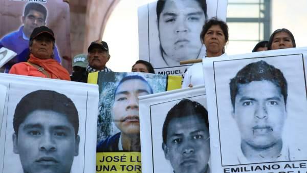Tres meses de la desaparición de los estudiantes