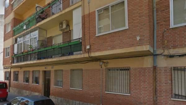Calle Santa Gema