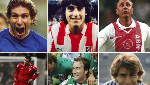 Futbolistas que 'volvieron' a casa