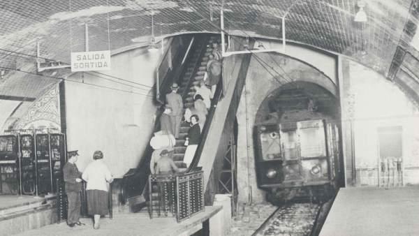 El Gran Metro en 1932