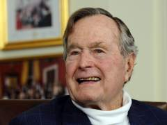 Bush padre es ingresado en un hospital de Houston