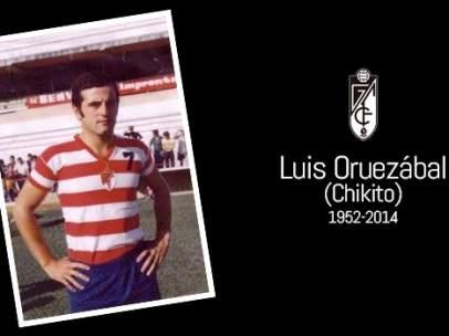Fallece el exjugador del Granada CF 'Chikito'