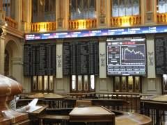 El Ibex cierra con pérdidas del 4,48%, recae bajo los 8.000... y la prima se dispara a 160 puntos