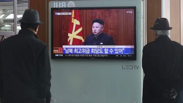Discurso de Kim Jong-un