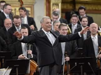 Zubin Mehta dirige por quinta vez el Concierto de Año Nuevo