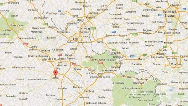 Un enfermero mata a tres personas en Arras, Francia