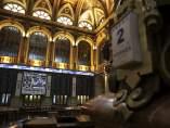 La bolsa española comienza el 2015 con subidas