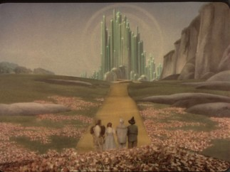 The Wizard of Oz (1939) nitrate frame