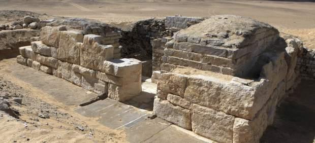 Tumba de una faraona desconocida hasta ahora