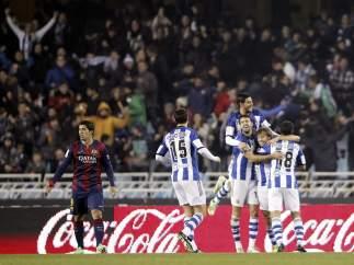 Real Sociedad-Barcelona