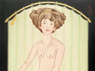 August Natterer: Satana, 1911