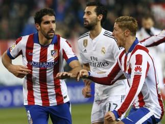 Atlético - Real Madrid, en la Copa