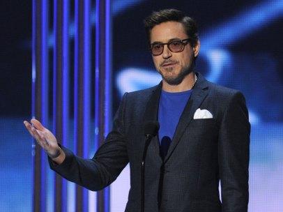 Robert Downey Jr. en los People's Choice Awards