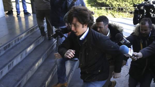 El 'pequeño Nicolás', ante el juez