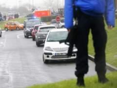 Dos policías heridos en La Reunión por un sospechoso de radicalismo islámico