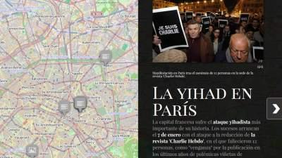 La yihad en Par�s