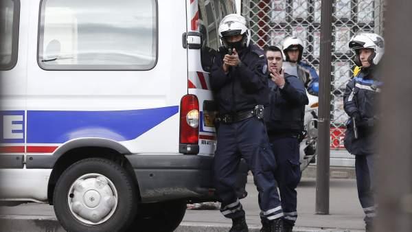 Operación policial francesa