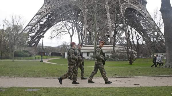 París, blindada para el 11-E