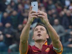 "Totti: ""No fui al Real Madrid por mi mujer"""