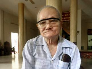 Tran Van Tiep, cazatesoros centenario.