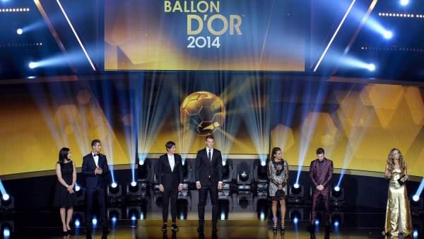 Gala del Balón de Oro