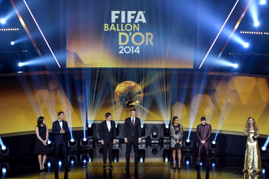 Horario y dónde televisan la gala del Balón de Oro 2017