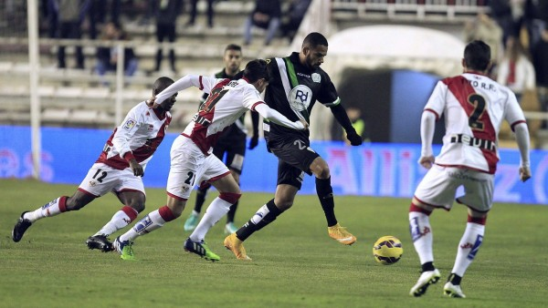 Rayo Vallecano - Córdoba CF