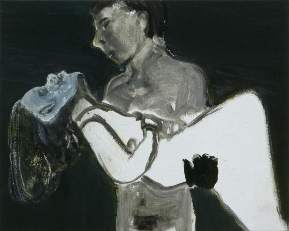 The Image as Burden, 1983 - Marlene Dumas -Private collection, Belgium © Marlene Dumas - Photo: Peter Cox