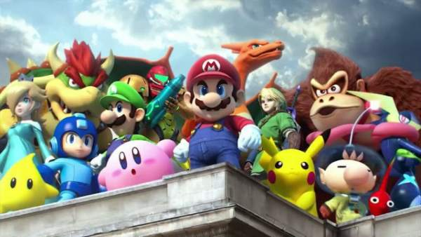 'Super Smash Bros.'