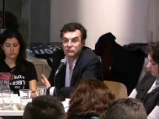 Debate 'Libertad de Expresión y el caso de Charlie Hebdo'